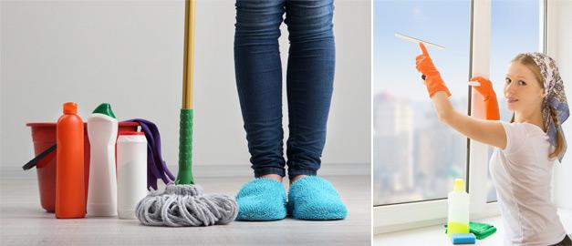 Как быстро и качественно сделать уборку дома